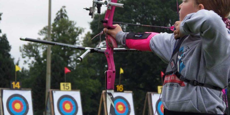 Hannah Archery 04.07.17